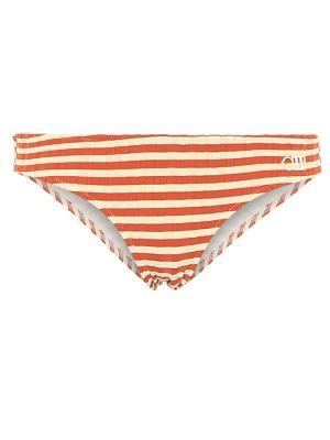 Bikini w paski Solid & Striped