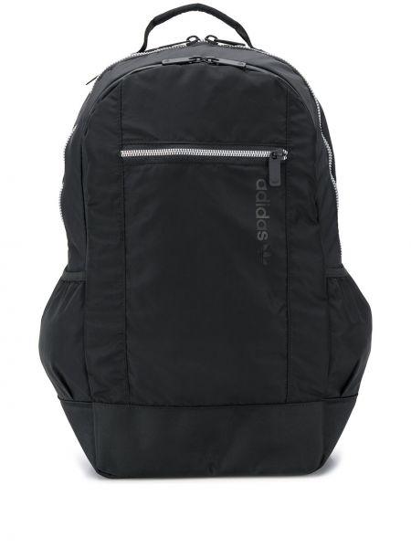 Sport plecak czarny okrągły Adidas