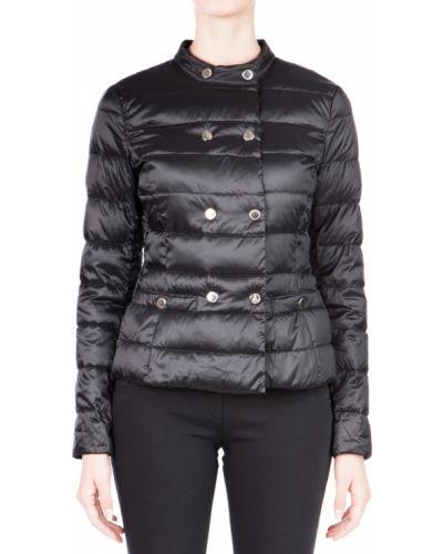 Куртка осенняя черная Elisabetta Franchi