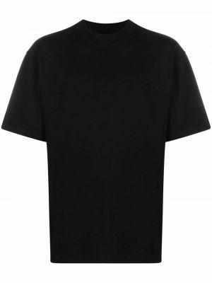Хлопковая футболка - черная Eytys