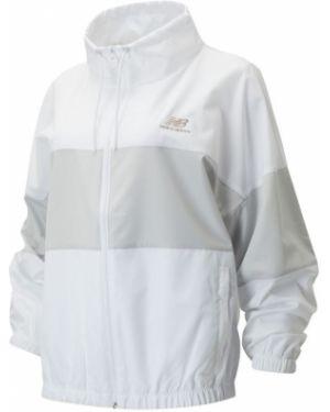 Куртка с карманами с манжетами New Balance