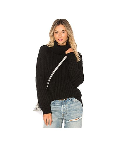 Черный свитер Lovers + Friends