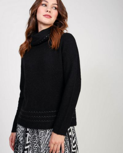 Шерстяной пуловер Basler