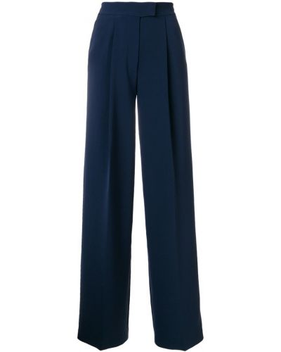 Классические брюки с завышенной талией со складками Tommy Hilfiger