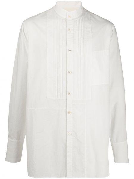 Koszula z długim rękawem prosto długa Ziggy Chen