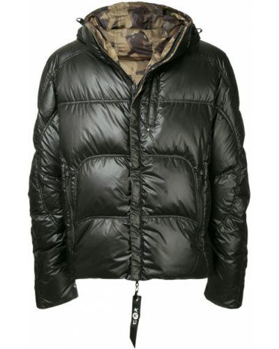 Куртка с капюшоном на молнии Kru