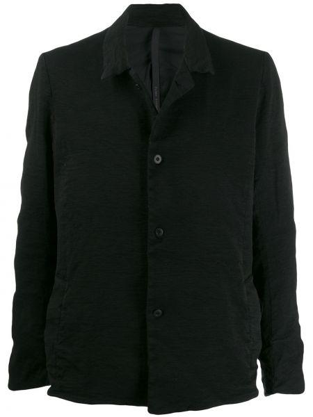 Черный пиджак с лацканами Poème Bohémien
