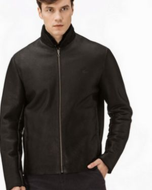 Куртка на овчине Lacoste
