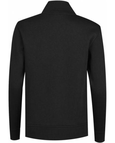 Czarna bluza z długimi rękawami La Gear