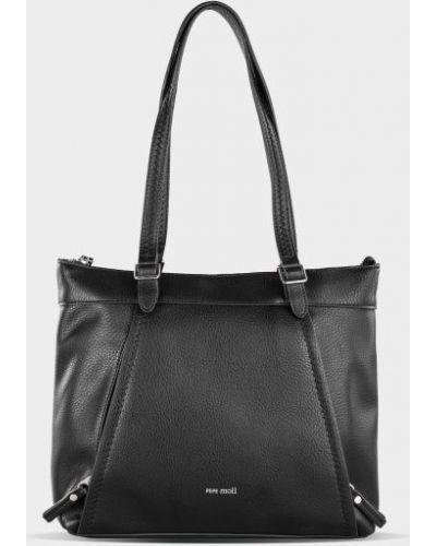 Повседневная сумка - черная Pepemoll