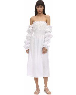 Платье миди макси на бретелях Sleeper