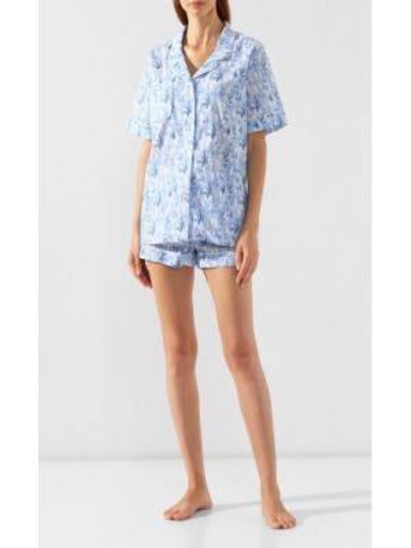 Пижама с короткими рукавами свободная Derek Rose