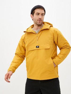 Желтая зимняя куртка Befree
