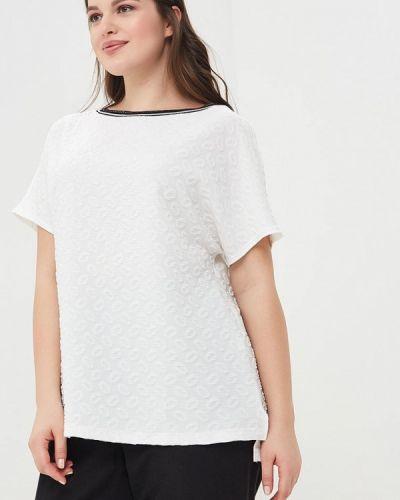 Белая блузка Lina