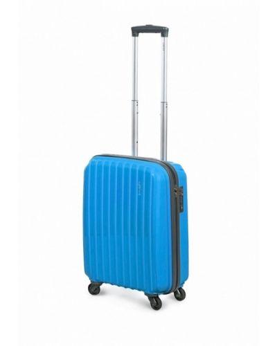 Бирюзовый чемодан Baudet
