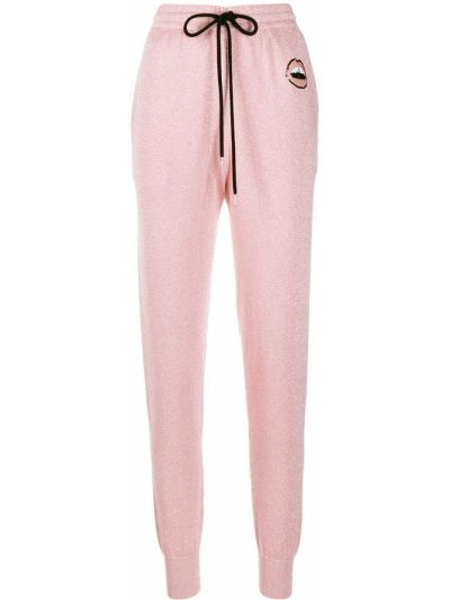 Брюки розовый брюки-хулиганы Markus Lupfer