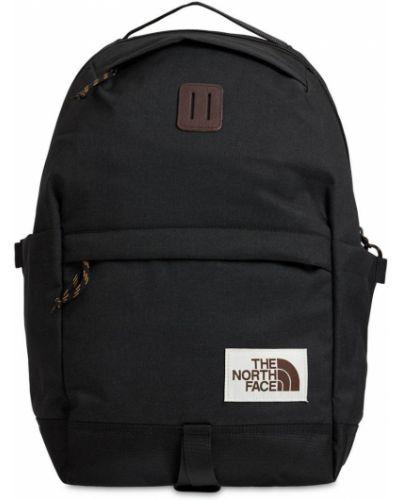 Plecak skórzany - czarny The North Face
