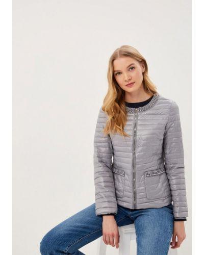 Утепленная куртка - серая Adrixx