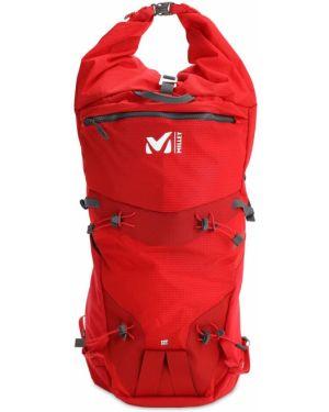 Plecak khaki klamry z paskiem Millet