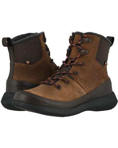 Ботинки на шнуровке Bogs