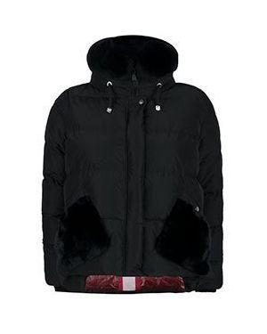 Куртка черная нейлоновая Diego M