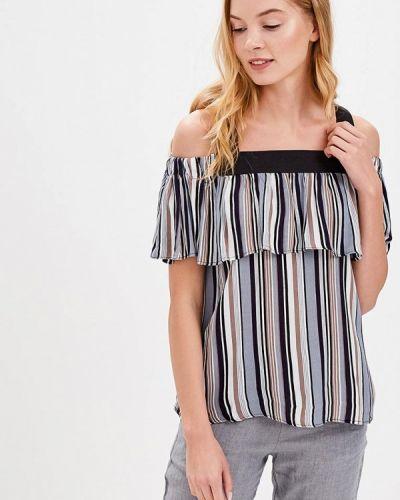 Серая блузка Sweewe