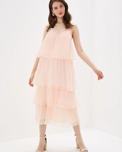 Вечернее платье коралловый декаданс True Decadence