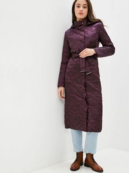 Теплая фиолетовая утепленная куртка Conso Wear