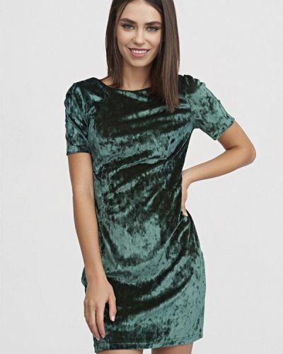 Вечернее платье - зеленое Evalution