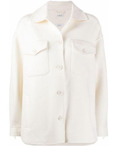 Biała kurtka Parosh