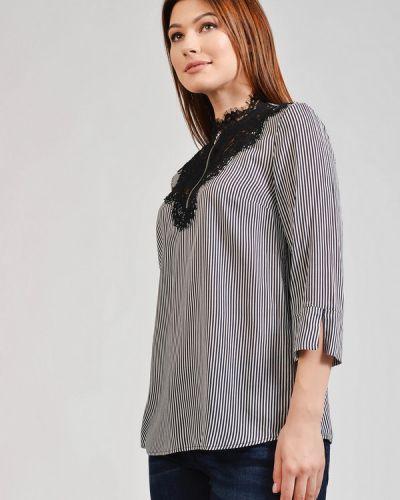 Хлопковая блузка Just Valeri