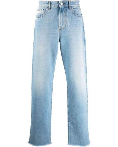 Niebieskie mom jeans Gcds