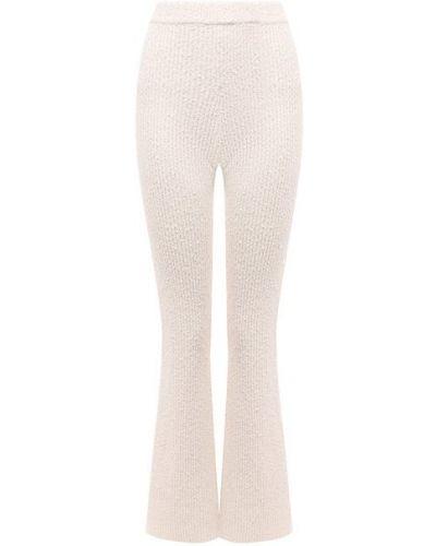 Хлопковые брюки Helmut Lang
