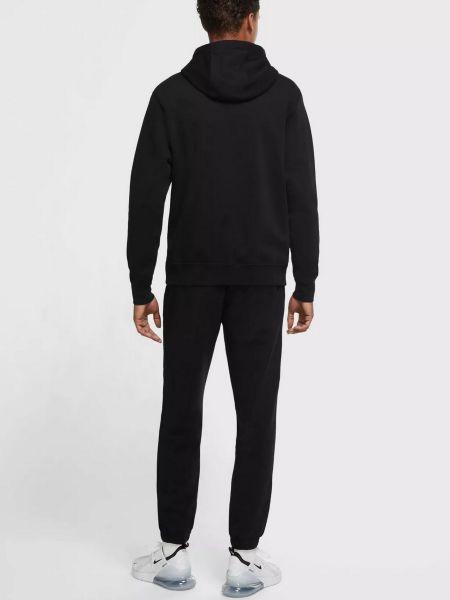 Черный спортивный спортивный костюм Nike