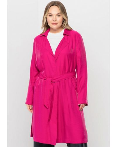 Розовый зимний костюм Samoon By Gerry Weber