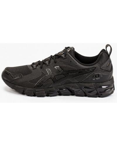 Черные зимние кроссовки Asics