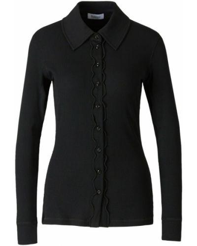 Czarna koszula Rodebjer