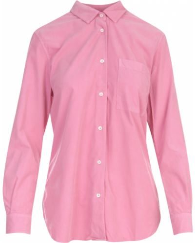 Różowa koszula Aspesi