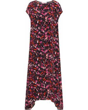 Платье миди с цветочным принтом Dorothee Schumacher