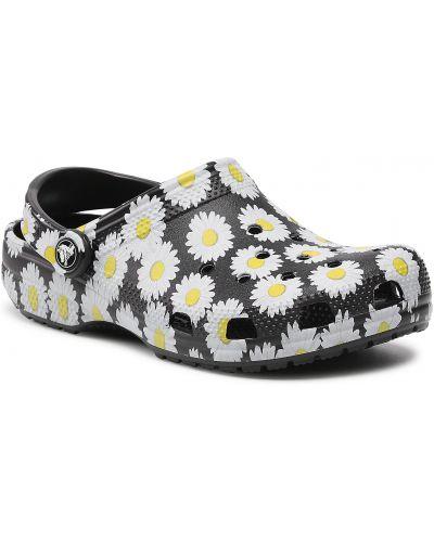 Czarne klasyczne sandały Crocs