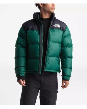 Куртка зеленая винтажная The North Face