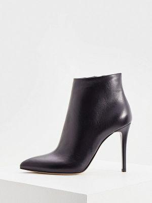 Черные ботинки осенние Nando Muzi