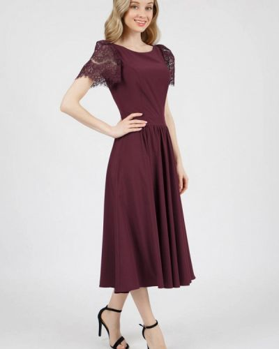 Вечернее платье - фиолетовое Marichuell