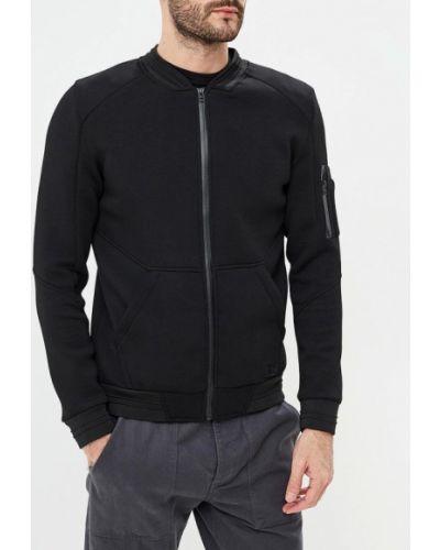 Черная куртка осенняя Mezaguz