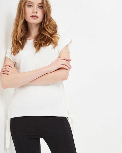Блузка белая весенний Trucco