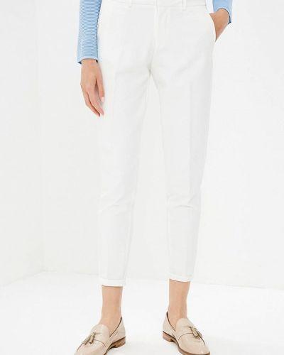 Белые классические брюки Jennyfer