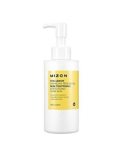 Пилинг для ног с витаминами Mizon