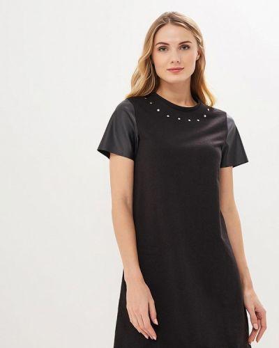 Платье - черное Tiffosi