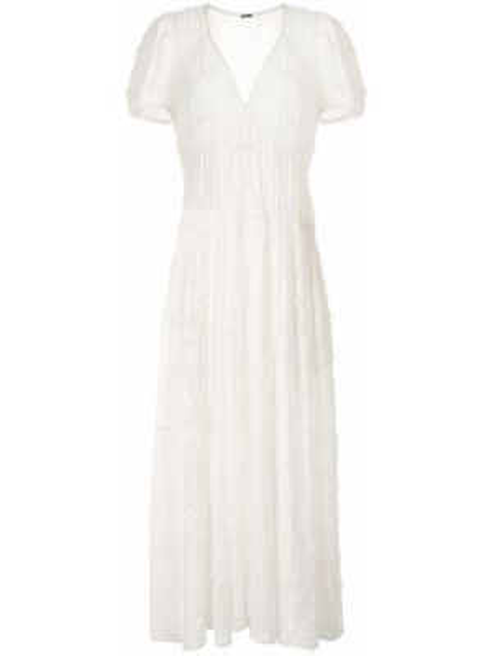 Платье мини миди с бахромой Cult Gaia