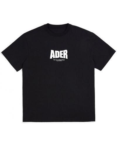 T-shirt - czarna Ader Error